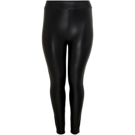Only Carmakoma CARROOL COATED LEGGIN Kunstlederleggings