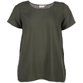 Only Carmakoma CARBEST LIFE SS  TOP Shirt