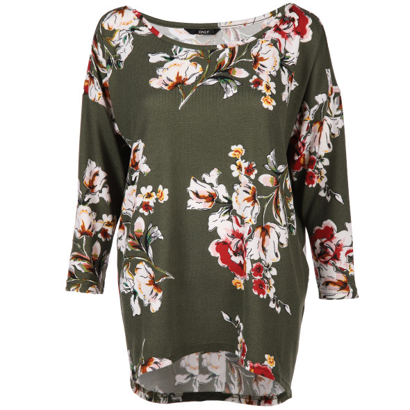 Only ONLELCOS 4/5 AOP TOP Shirt
