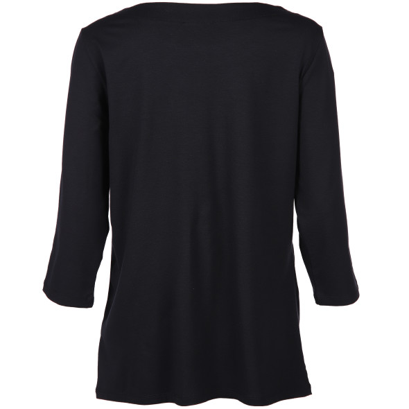 Damen Shirt mit Lurexstreifen