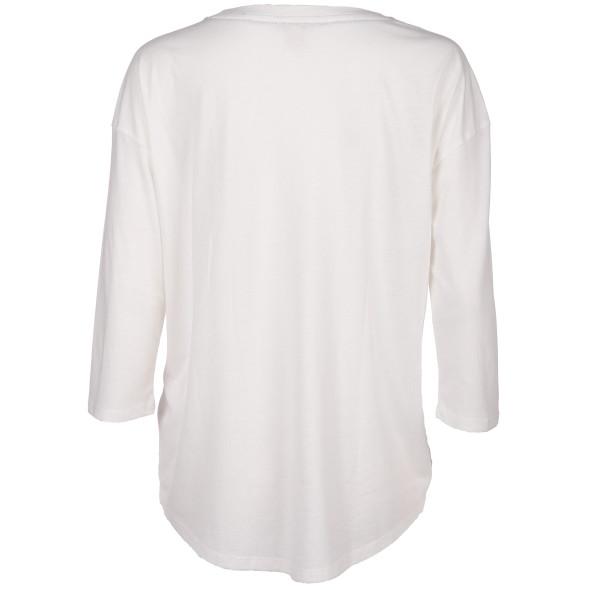 Damen Shirt mit 3/4 Arm