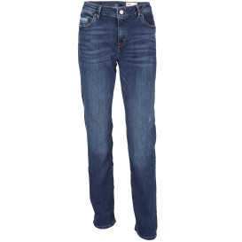 Damen Jeans mit Abnutzungsdetails