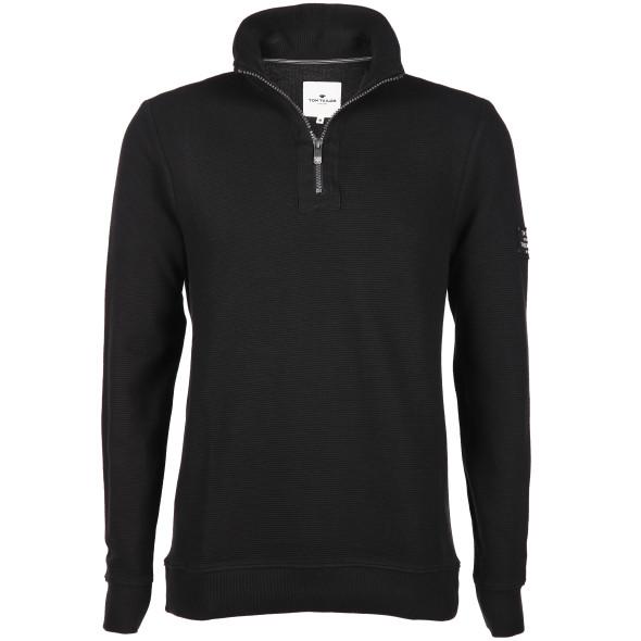 Herren Sweatshirt mit Strucktur