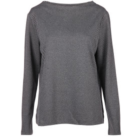 Damen Sweatshirt mit zeitlosem Muster