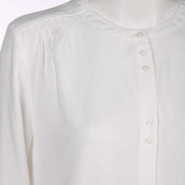 Damen Bluse mit Knöpfen