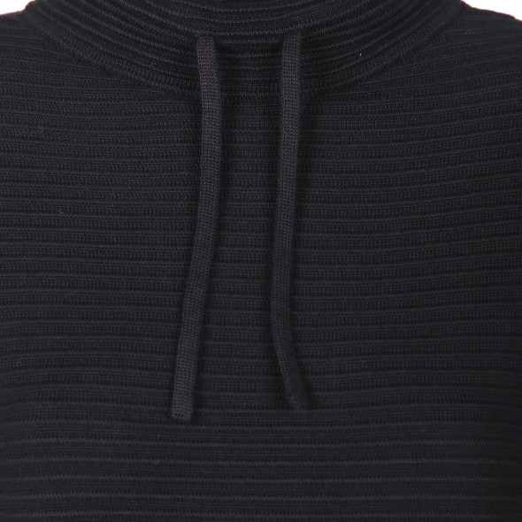 Damen Pullover in Ottoman Rippe