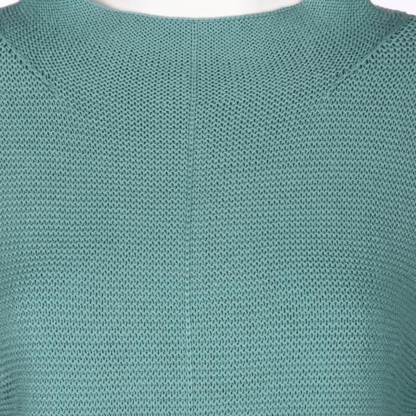 Damen Pullover mit kurzem Stehkragen