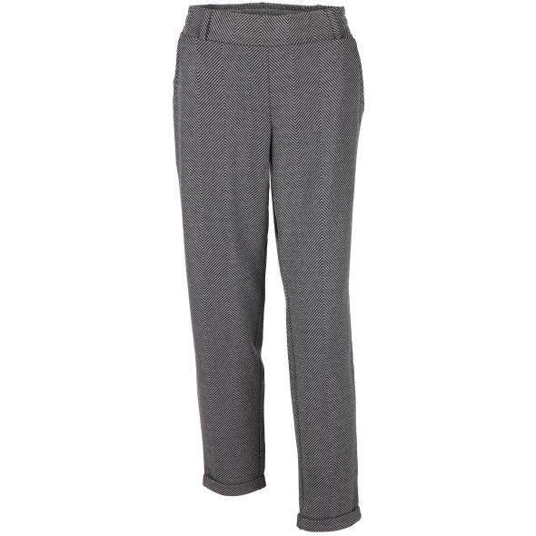 Damen Loose fit Pants mit Muster