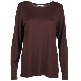 Damen Pullover in feinem Strick