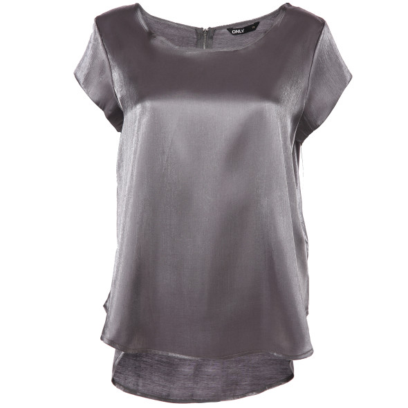 Only ONLVIC SS SHIMMER TOP Shirt