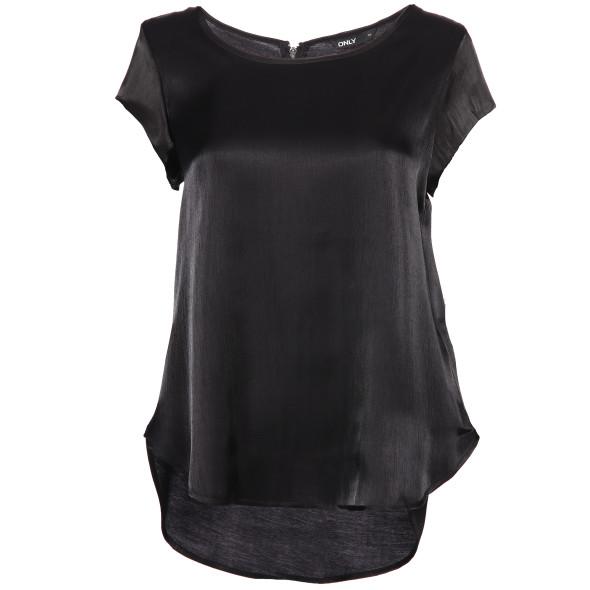 Only ONLVIC SS SHIMMER TOP Shirt