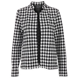 Damen Cardigan im Alloverprint