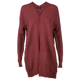 Damen Cardigan in langer Form