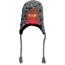 Jungen Mütze mit Ninja Motiv