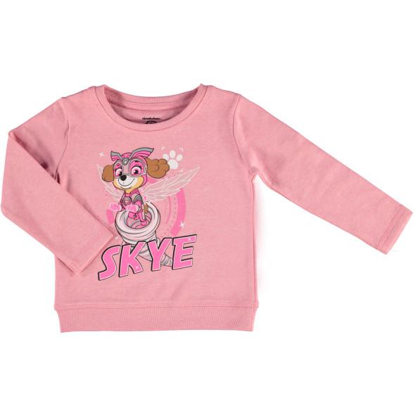 Mädchen Sweatshirt mit Motiv