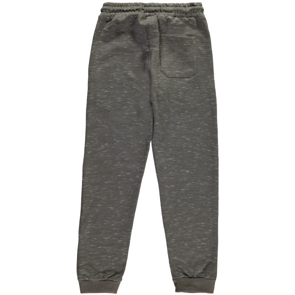Jungen Jogginghose in melierter Optik