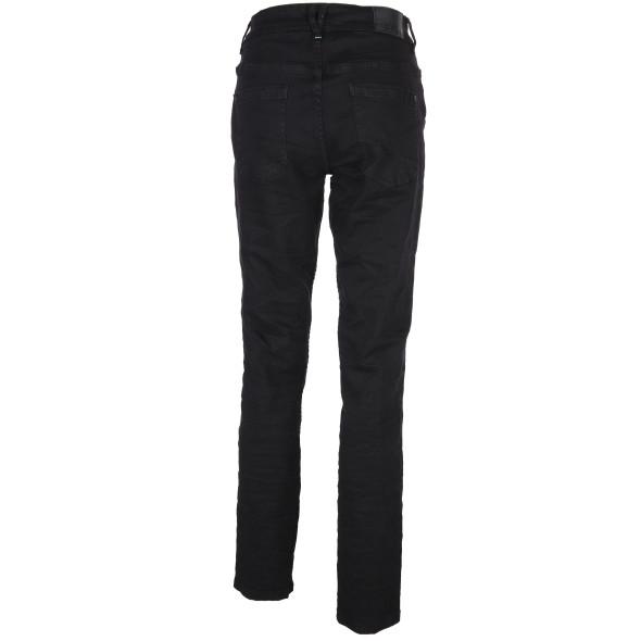 Damen Jeans mit Crash-Effekt