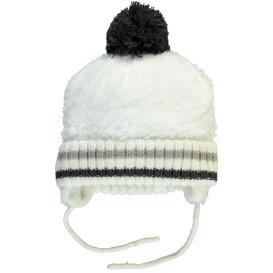 Baby Mütze im Bommel