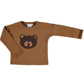 Baby Langarmshirt mit Appliaktion