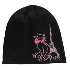 Mädchen Mütze mit Print
