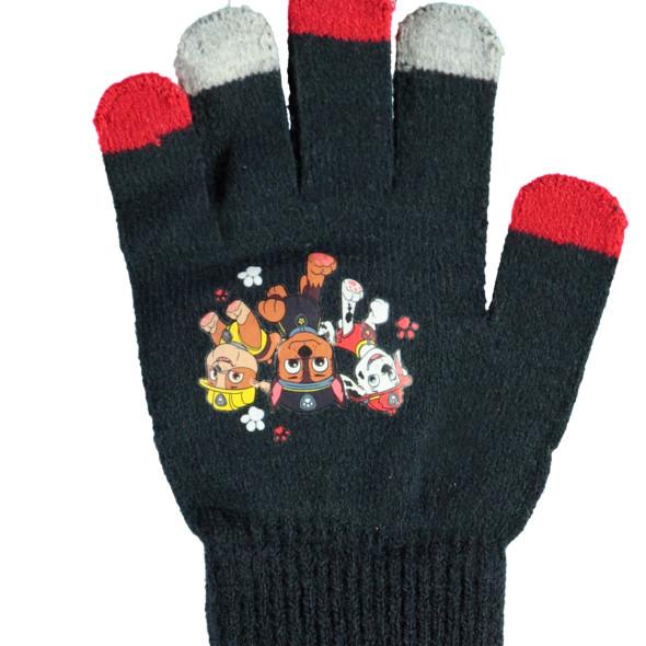Jungen Fingerhandschuhe mit Print