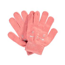 Mädchen Fingerhandschuhe