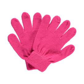 Mädchen Handschuhe in Feinstrick