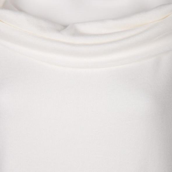 Damen Oversize Shirt in melierter Optik