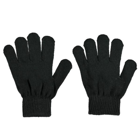 Mädchen Fingerhandschuhe unifarben