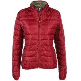Damen Steppjacke unifarben