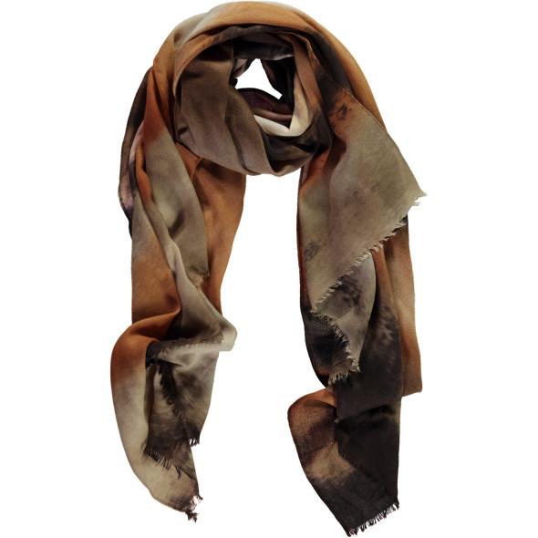 Damen Schal im Batikprint