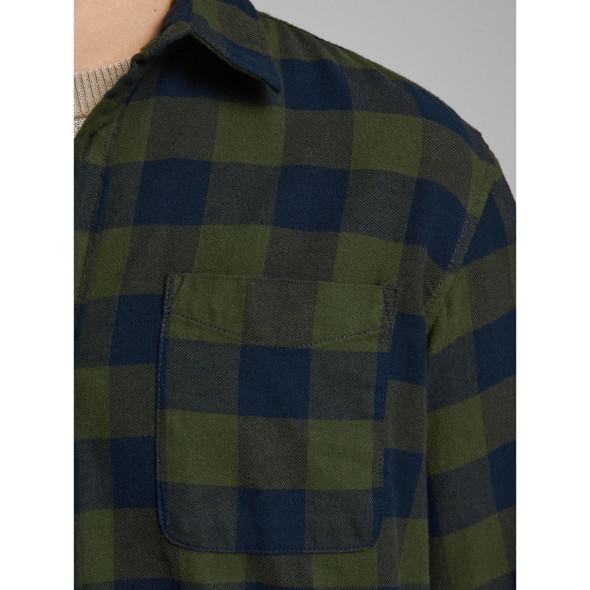 Jack&Jones JORCHESTER SHIRT LS L Freizeithemd