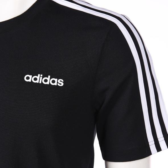 Herren Sport Shirt mit applizierten Streifen