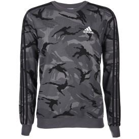 Herren Sweat-Sportshirt im Camouflage Style