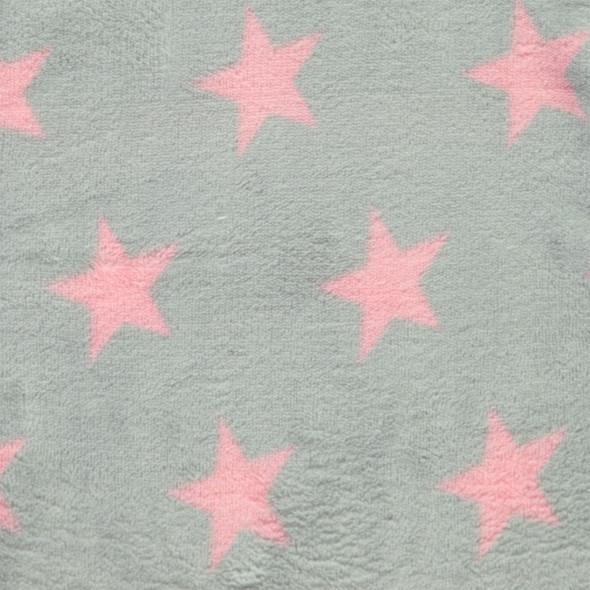 Baby Krabbeldecke mit Sternen 75x100cm