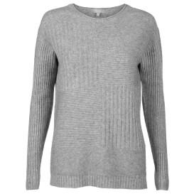 Damen Pullover in verschiedenen Rippmustern