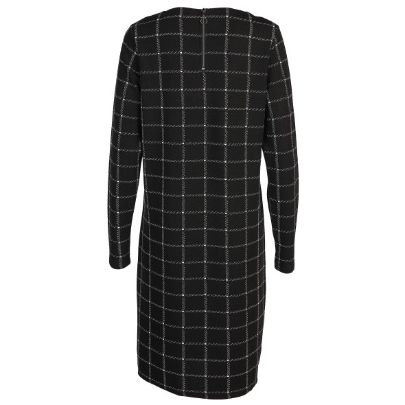 Damen Jaquard Kleid