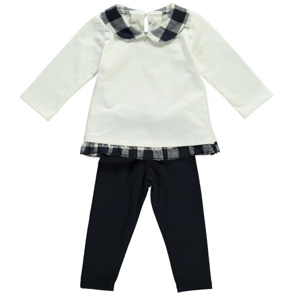 Baby Mädchen 2er Set bestehend aus Longshirt und Hose