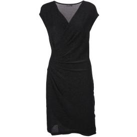 Damen Kleid mit Glitzer Optik