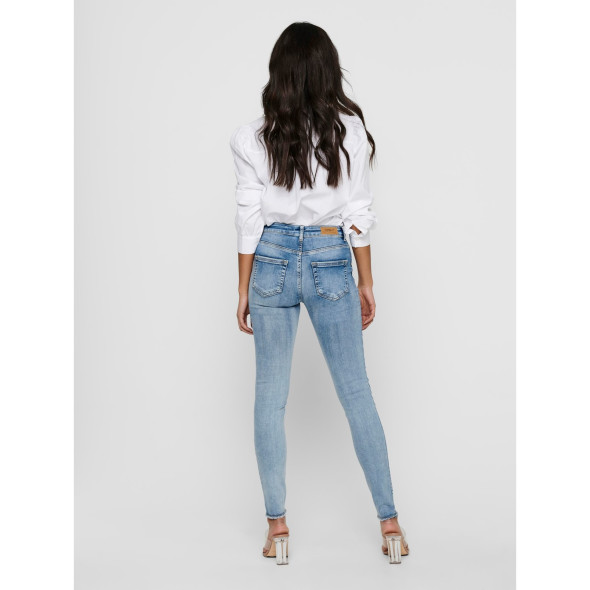 Only ONLBLUSH LIFE MID SK Jeanshose