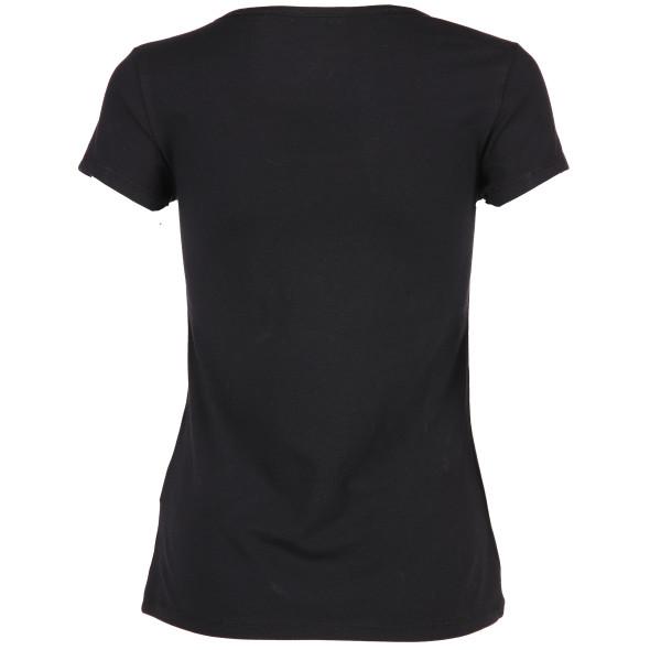 Hailys MADL Shirt mit Paillettenmotiv