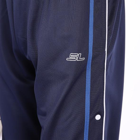 Herren Sporthose mit seitlichen Knöpfen