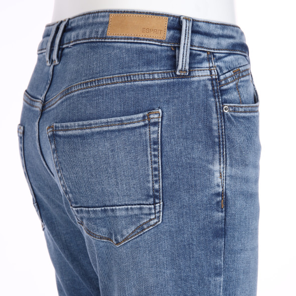 Damen Jeans in Caprilänge