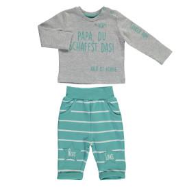 Baby Jungen 2er Set bestehend aus Longsleeve und Hose
