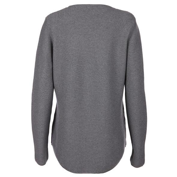 Damen Rippstrick-Pullover