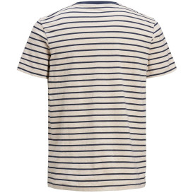 Jack&Jones  JJESTRIPED TEE SS CRE Shirt