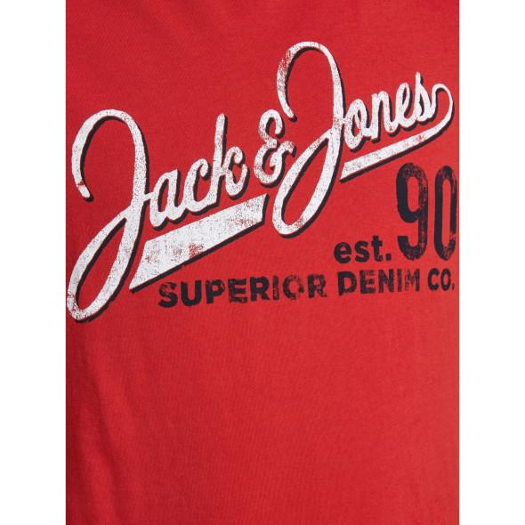 Jack&Jones  JJELOGO TEE SS O-NECK Shirt