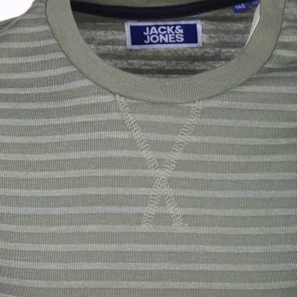 Jack&Jones JORYDSTRIPE TEE SS CR Shirt