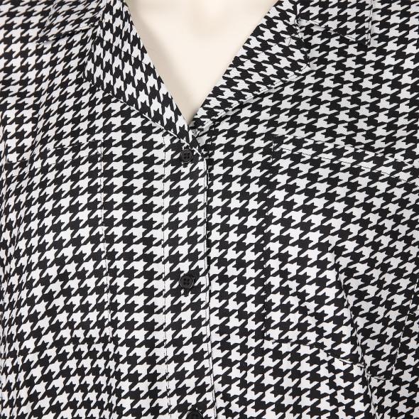 Only Carmakoma CARMENIRA LS SHIRT Bluse