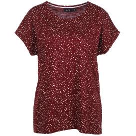 Damen Shirt mit Alloverprint